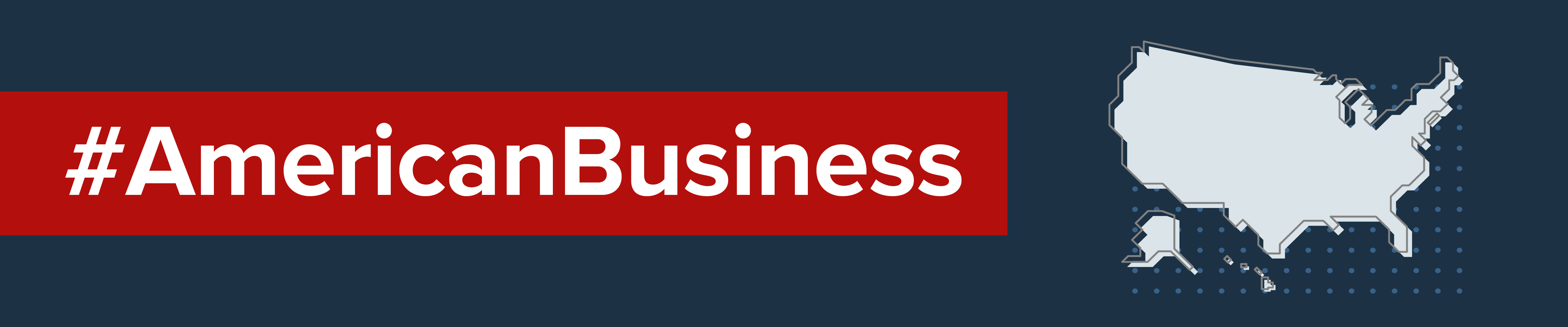 American Business banner