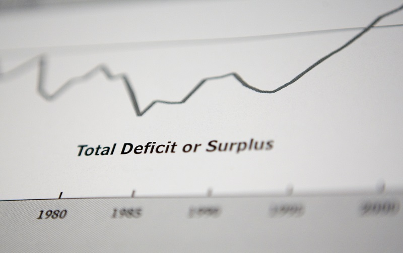 Right Hand, Left Hand, and the Federal Budget Deficit
