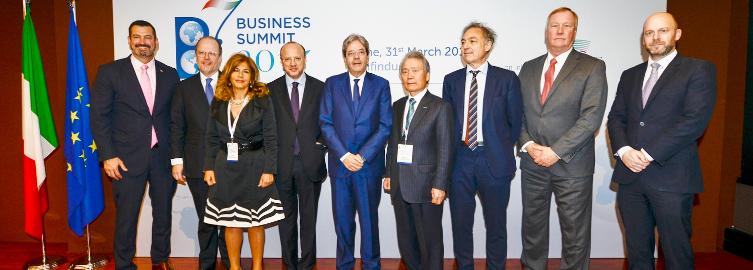 2017 B7 Business Summit