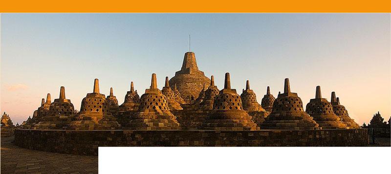 Indonesia heritage site image