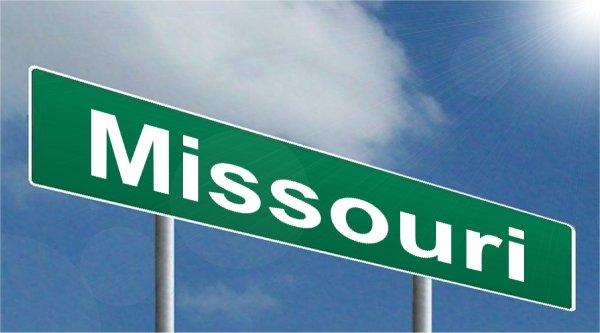 Missouri Sign
