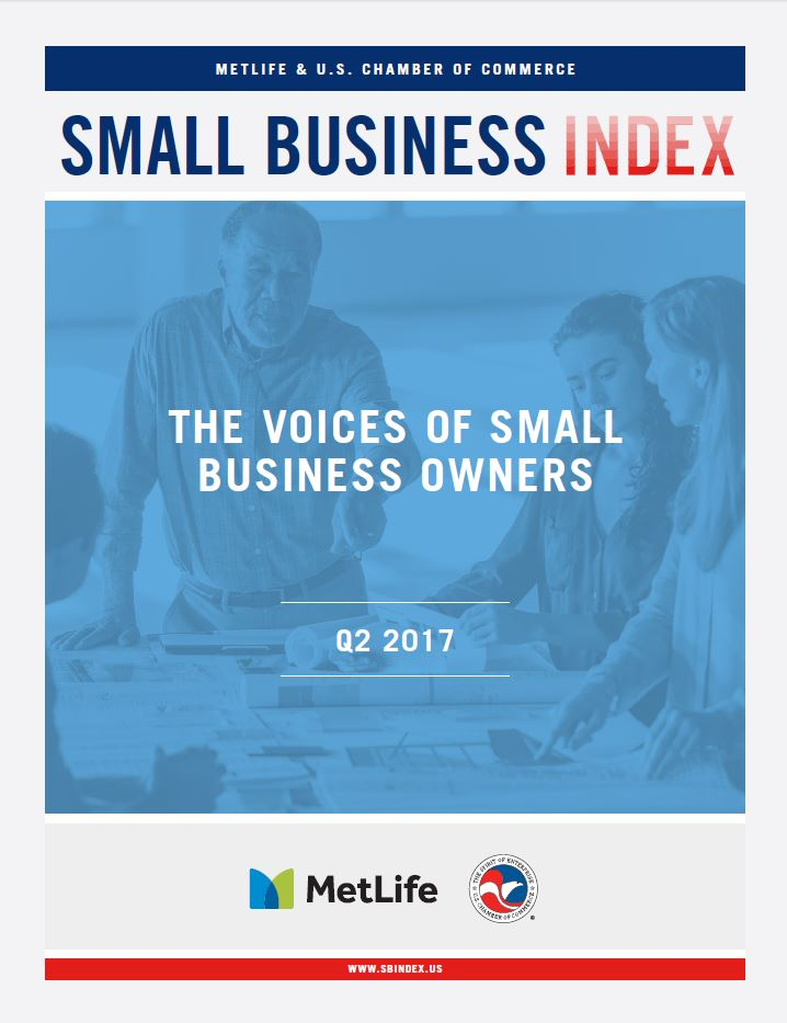 Small Business Index Q2 17 cover