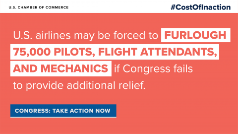airlines cost of inaction graphic