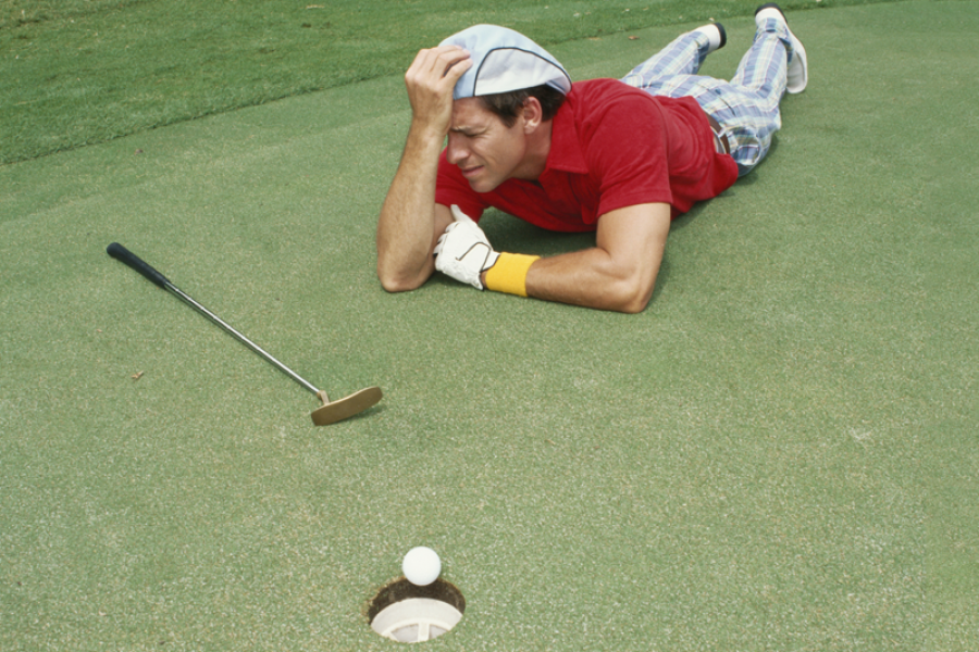 Смешные гольф картинки
