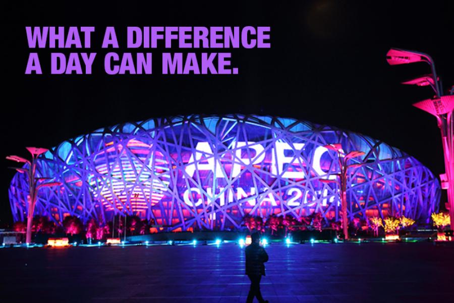 apec summit 2014 beijing