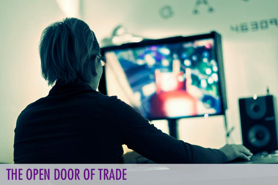 The Open Door Of Trade The Trade In Services Agreement Us