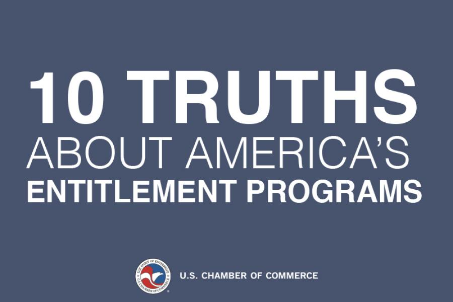 10 Truths About America's Entitlement Programs