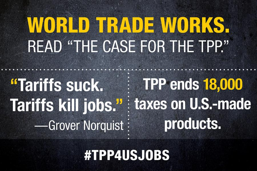 The Case For The Tpp Benefits For Manufacturers Farmers And