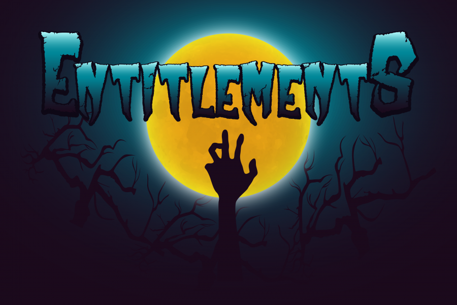 Entitlements: A truly haunting Halloween tale