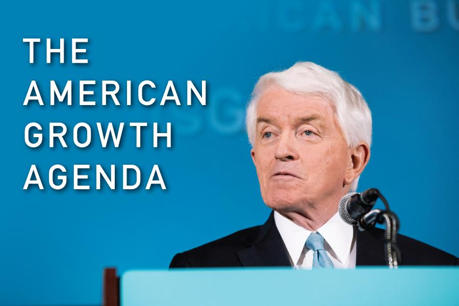 The American Growth Agenda