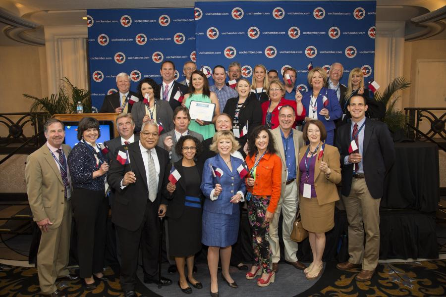 2015 Small Business Summit delegation