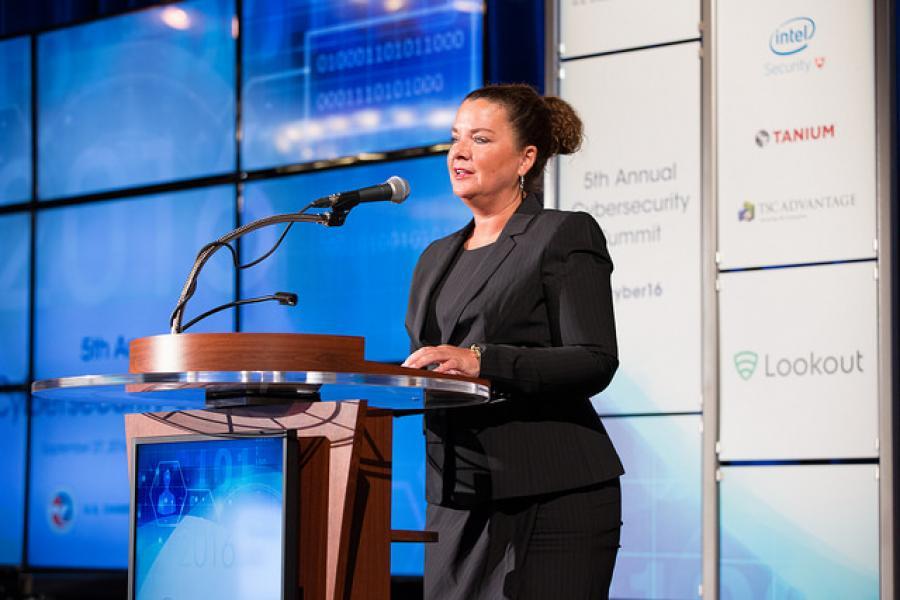Ann Beauchesne, Senior Vice President of National Security, U.S. Chamber of Commerce