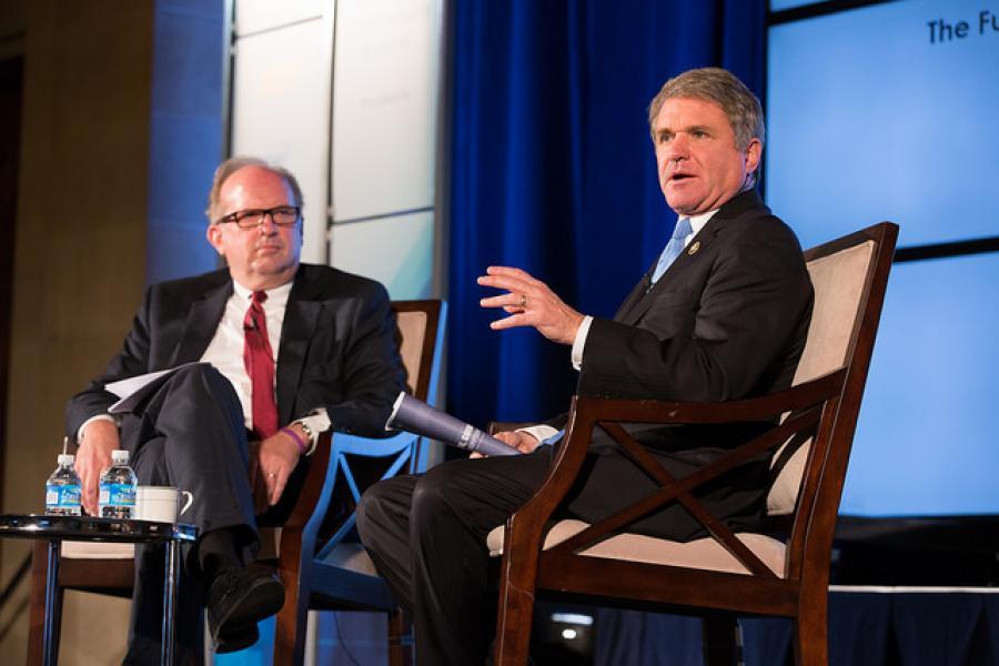 Chairman Michael McCaul, House Committee on Homeland Security