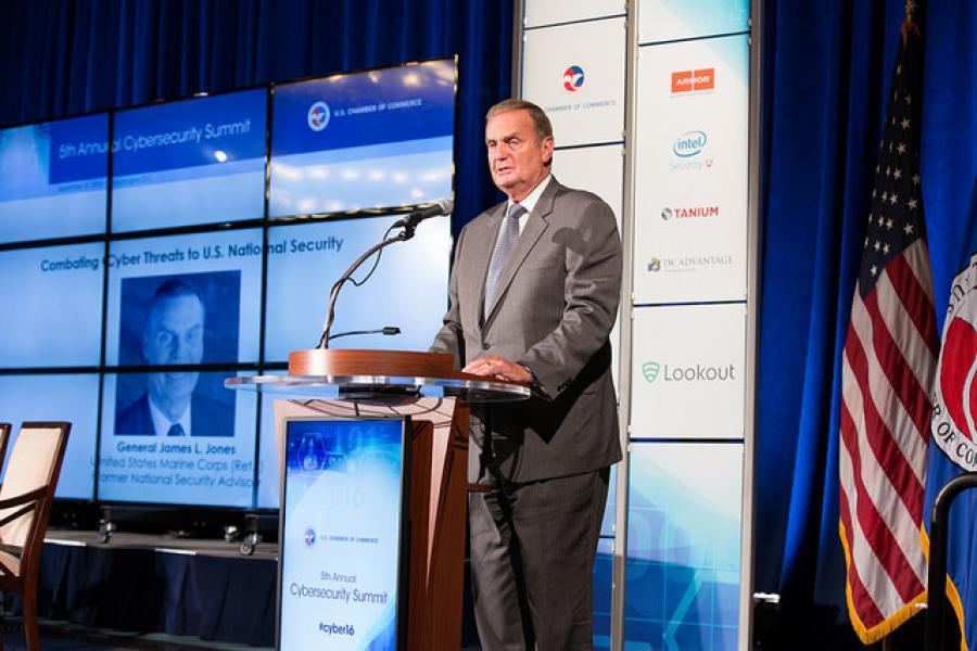 Gen. James Jones, Jones Group International