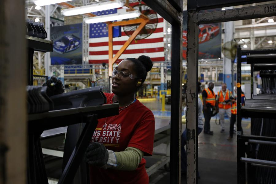 Dispelling the myths surrounding American manufacturing