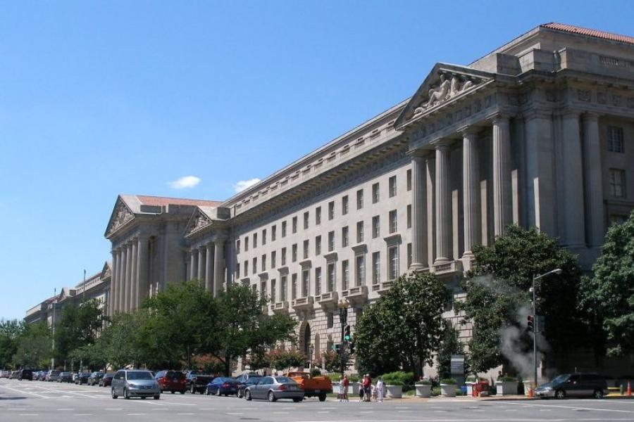 EPA Headquarters in Washington, DC.