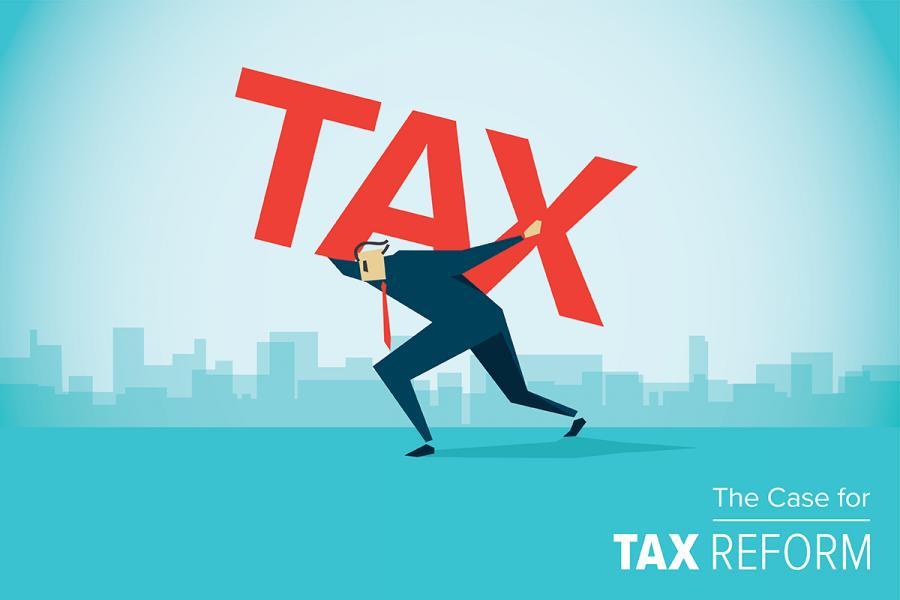 Tax Reform May Bring Big Benefits to Tech