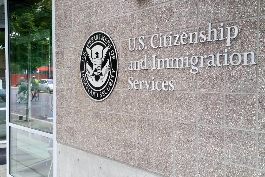 U.S. Citizenship and Immigration Services building