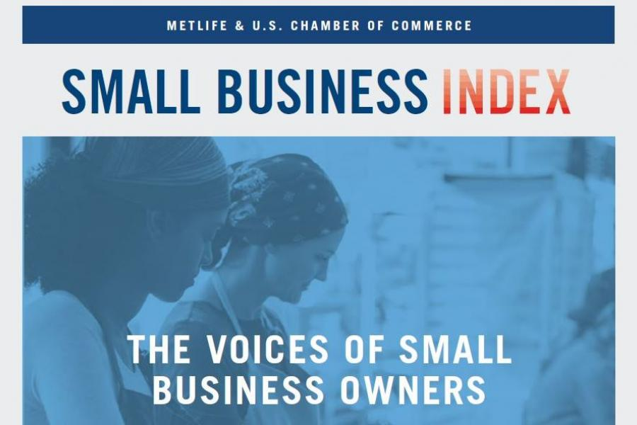MetLife and the U.S. Chamber present the Q3 Small Business Index