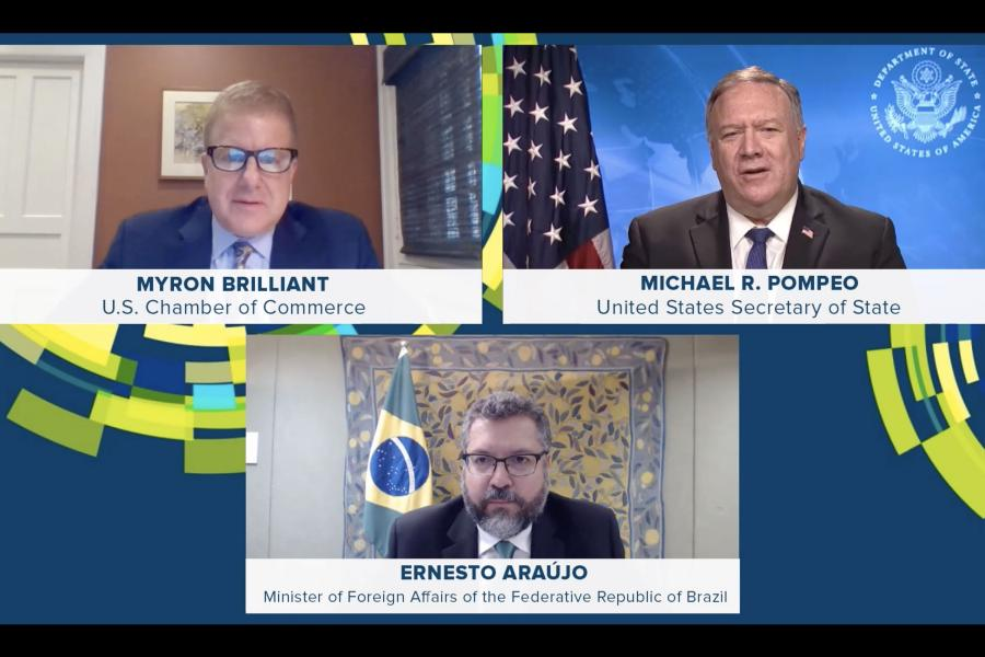 2020 Brazil-U.S. Business Council Connect Summit