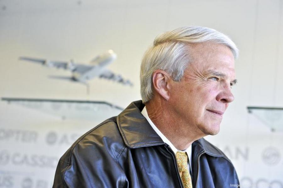 Airbus' Allan McArtor