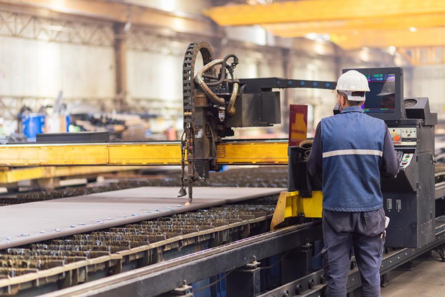 U.S. Steel Worker