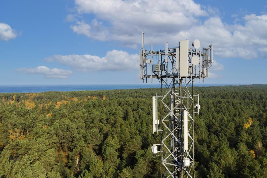 Broadband coverage CTEC