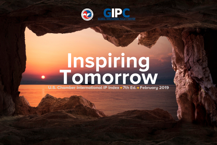 U.S. Chamber International IP Index, 7th Edition: Inspiring Tomorrow