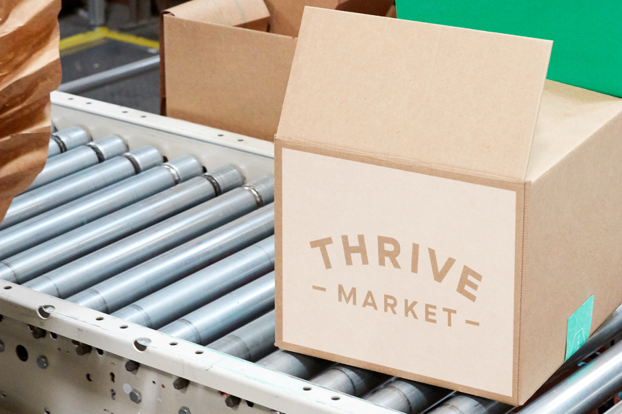 Thrive Market box