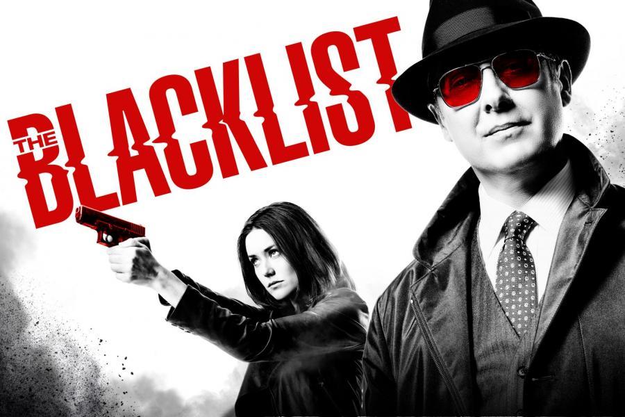 The Blacklist television show logo