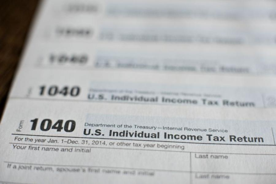 federal tax forms and instructions