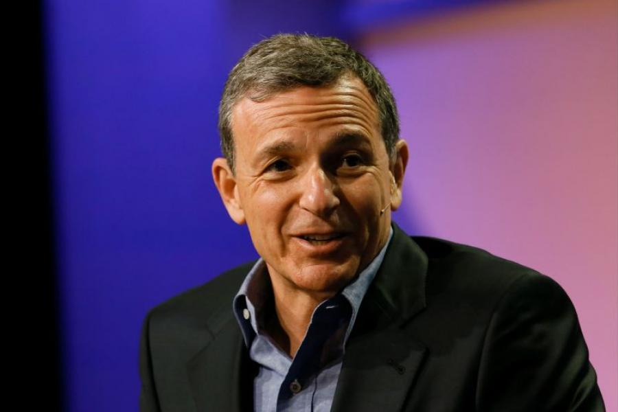 Disney Chairman and CEO Bob Iger