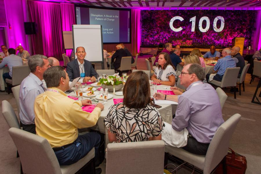 C100 table