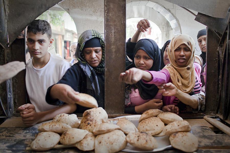Egypt wheat Bloomberg
