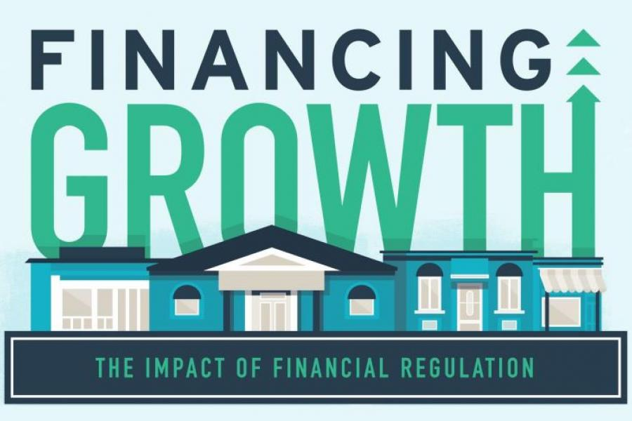 Financing Growth report cover