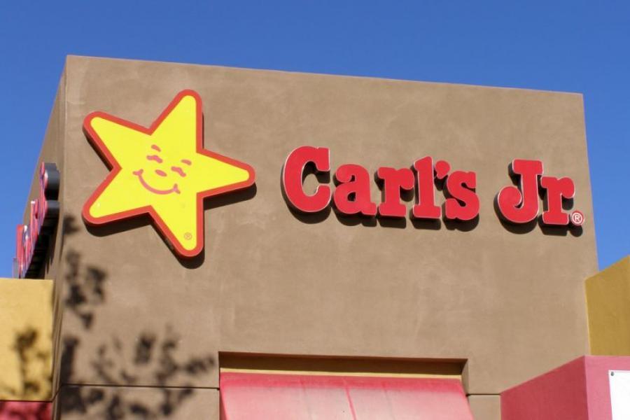 Carl's Jr. store.