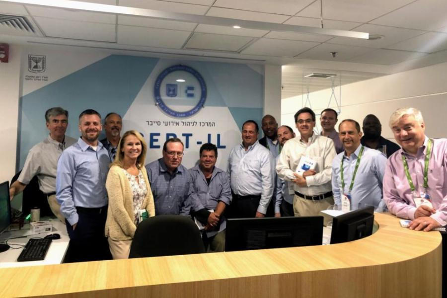 U,S, Chamber cybersecurity business mission in Israel