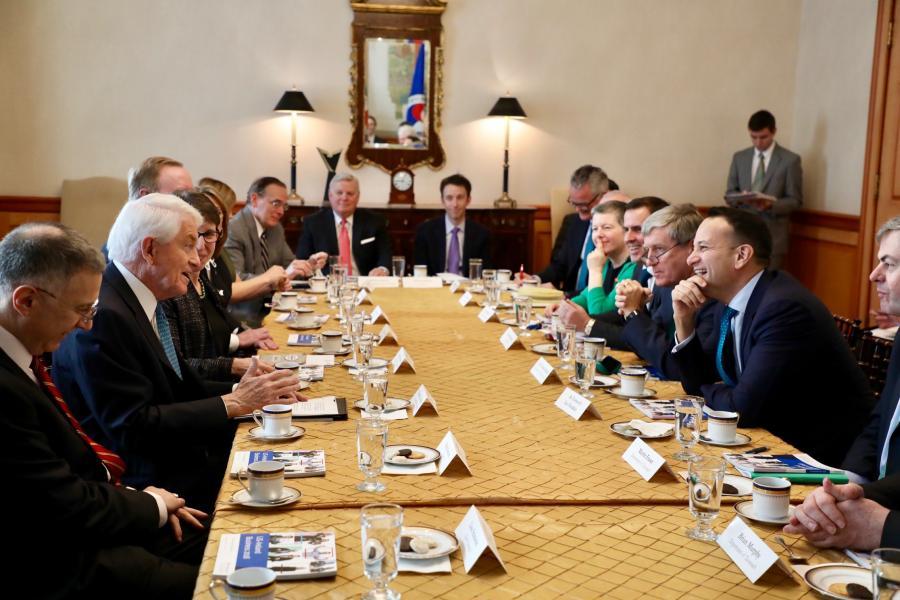 Irish PM - Executive Roundtable