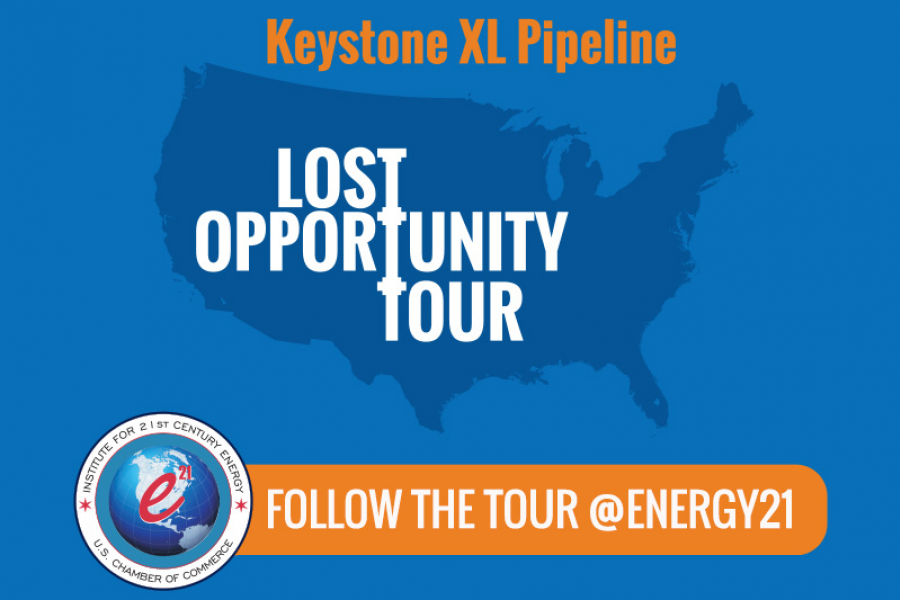 Keystone XL Lost Opportunities Tour