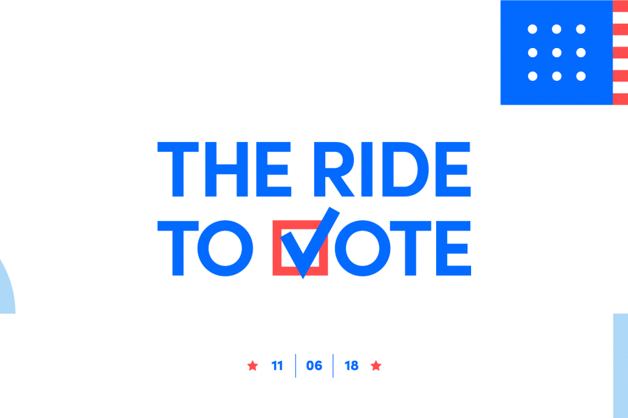 Lyft - Drive the the polls
