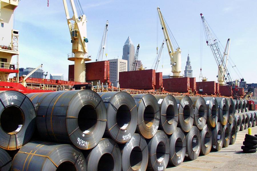 Ohio Cleveland Port