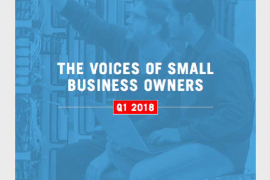 2018 Q1 Metlife and U.S. Chamber of Commerce Small Business Index