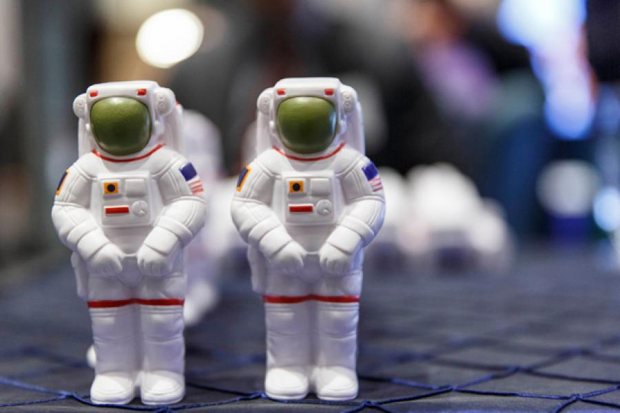 Procurement and Space Industry Council Astronaut