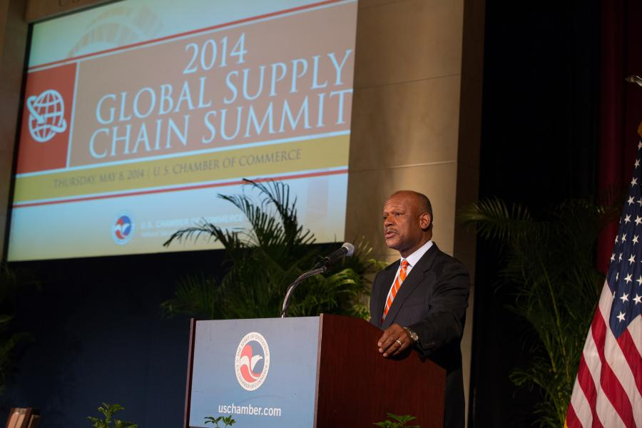 2014 Global Supply Summit