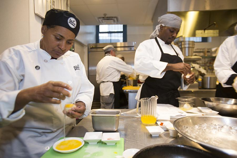 Data and Opportunities: The Story of DC Central Kitchen | U.S. ...