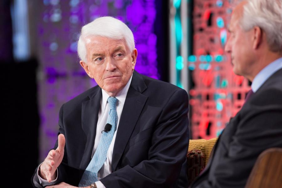 Tom Donohue at 2016 Aviation Summit