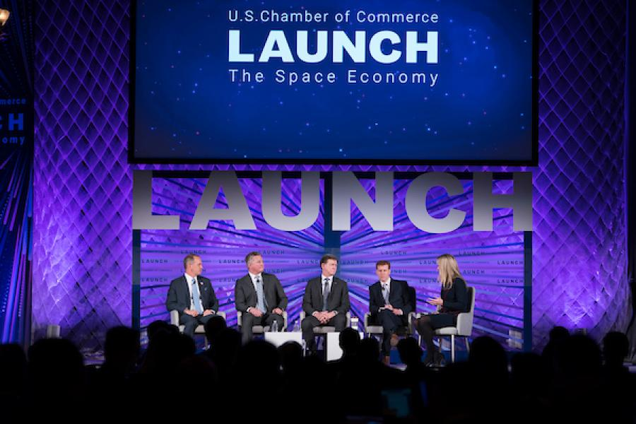 LAUNCH Panel: Evolving Regulatory Needs for Commercial Space Launch and LEO Operations