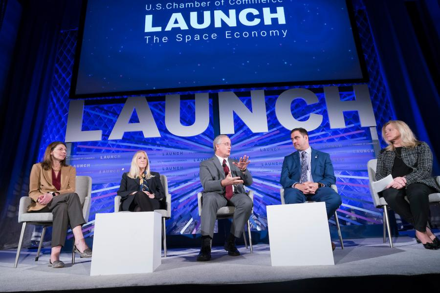LAUNCH Panel: Human Exploration Challenges and Opportunities of the Artemis Program