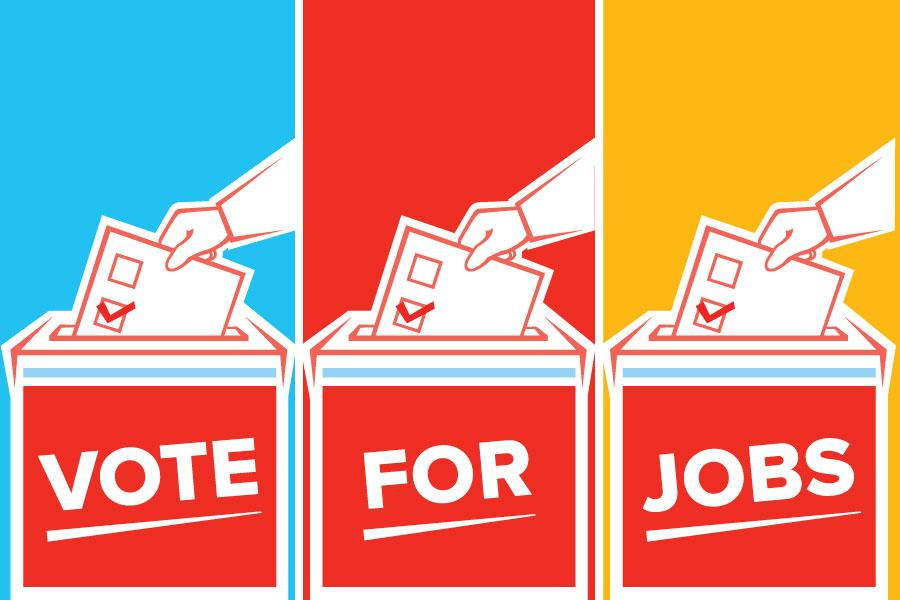 Vote for Jobs