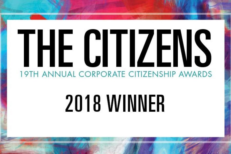 19th annual Corporate Citizenship Awards winners
